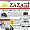"""Hûmara """"Rojnameyê Zazakî"""" ya diyin vejîya."""