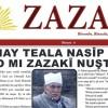 Hûmarê Verênî yê Rojnameyê Zazakî