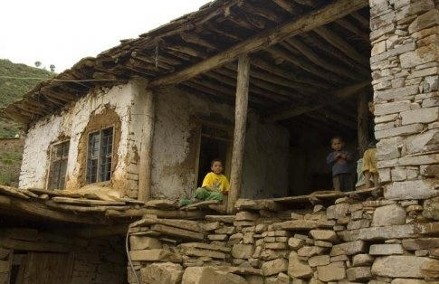 kerpiç köy evleri